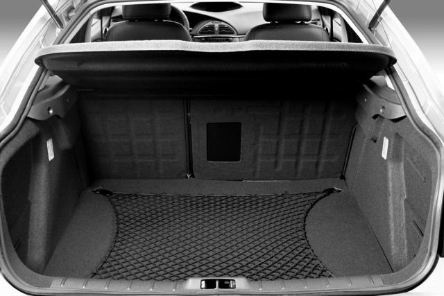 C5 batožinový priestor