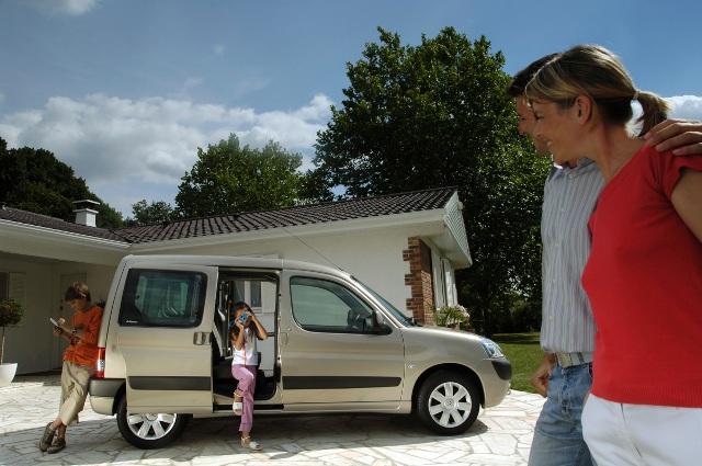 Berlingo -  auto pre rodinu