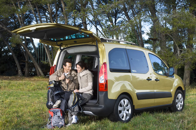 Nové Berlingo - rodinné auto